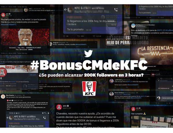 KFC , revoluciona ,Twitter , shitposts, PS21, programapublicidad