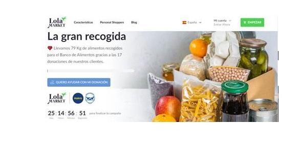 Lola Market , Makro , campaña digital, programapublicidad