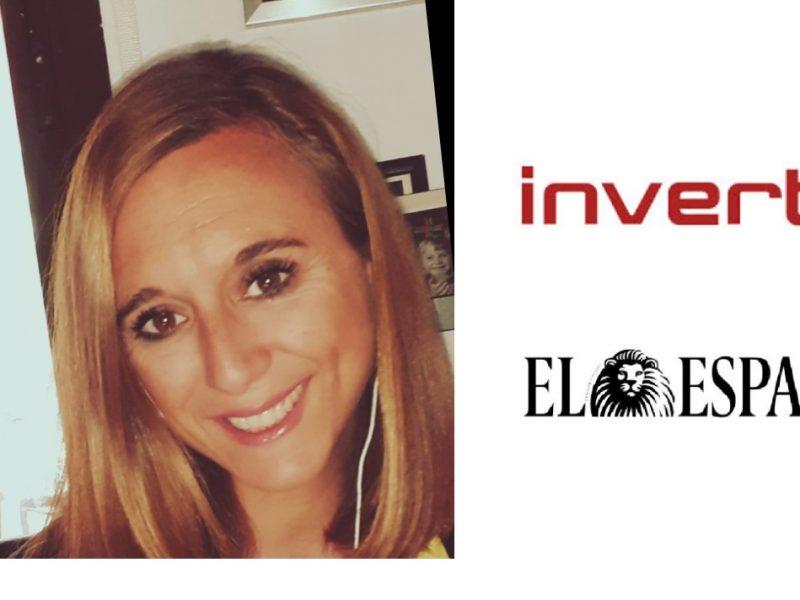 Lucía de la Cruz Carballo , Directora de Publicidad ,D+I ,INVERTIA- El Español ,programapublicidad