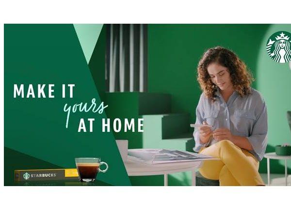Starbucks , invita ,amantes del café , campaña global, programapublicidad