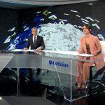 Antena3 Noticias2 lideró el martes con 3,4 millones de espectadores y 19,8%.