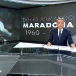 Antena 3 Noticias 2 lideró miércoles con 2,9 millones de espectadores y 17,4%