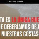 Coca-Cola apoya investigación y premia a cuatro proyectos contra basura marina.
