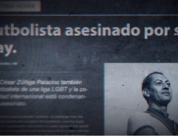 corto, zuñiga, Héroes de Hoy ,Intolerance , is still there, promovida , LaLiga, Bankia, Iberia, Telepizza, EDP , Clinica Baviera , gay, futbolista, programapublicidad