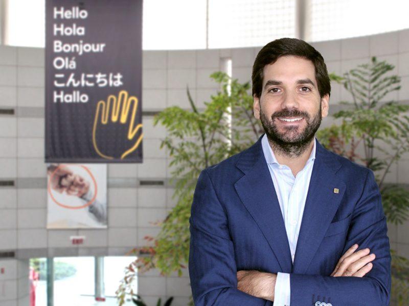 español, José María Estébanez, Vicepresidente ,Corporate Marketing ,Kyocera Document Solutions, América, programapublicidad