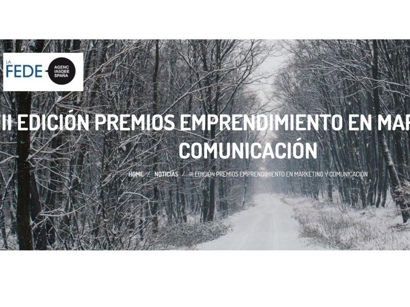 fede, agencias , españa, emprendimiento, programapublicidad