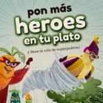 La AESAN lanza #HeroesEnTuPlato, campaña digital contra obesidad infantil con Equmedia