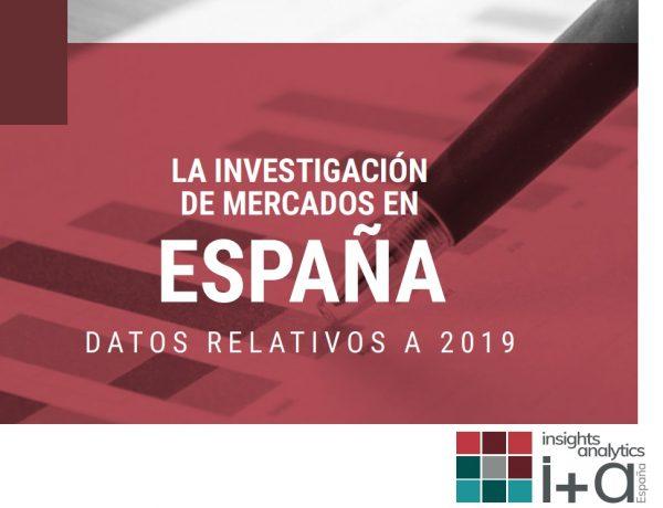 investigacion, mercados, españa, insights, analytics, i+a, empresas, tecnologicas, desglose, esomar, metodo , investigacion, programapublicidad