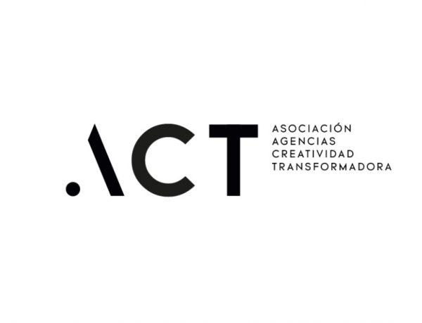 logo, Asociación , Agencias , Creatividad Transformadora, ACT, programapublicidad