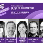 Luiz Sanches, Paula Marconi, Daniel Minaker, Patán Tarazagay Ernest Riba ponentes en El Ojo 2020.