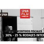 3.000 rodajes de cine, televisión y publicidad de 646 millones € al año en España.