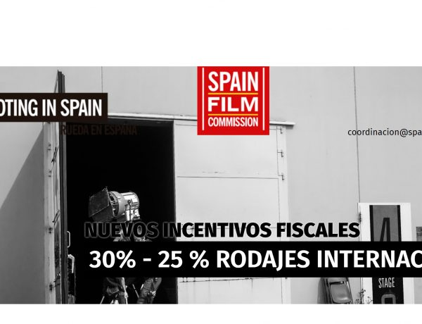 spain film, commission, evercom, cine, tourism , series, programapublicidad
