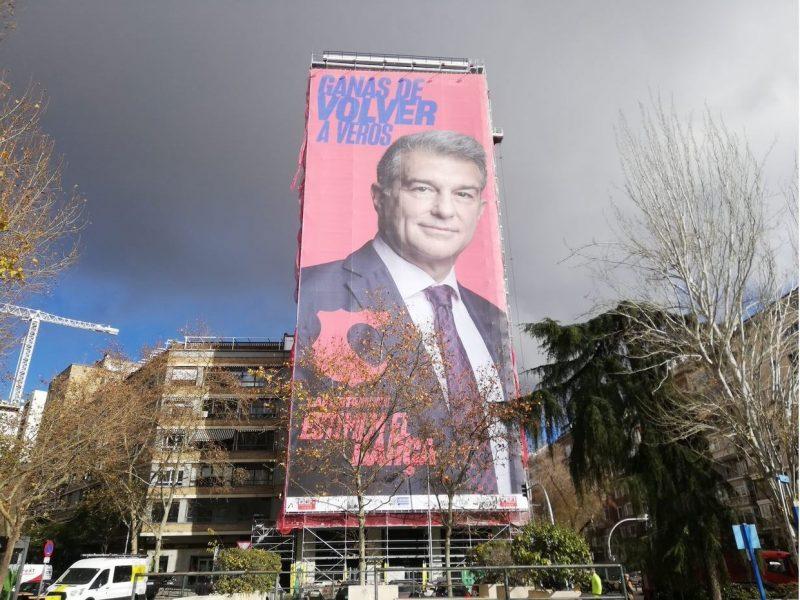 AVANTE , redes , campaña , candidatura , Joan Laporta , presidencia ,Barça, programapublicidad