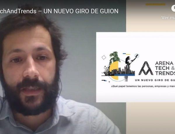 #ArenaTechAndTrends, Inigo de Luis, somos , herramienta de aprendizaje, programapublicidad