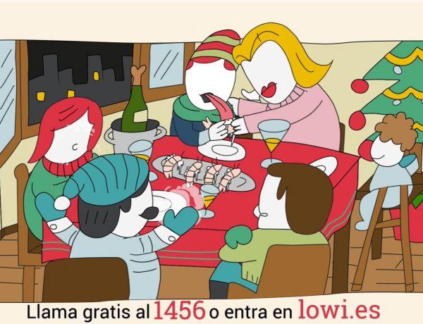 Bungalow25, crea ,campaña,Navidad, Lowi, gamba,programapublicidad