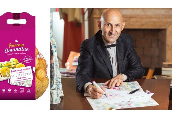 Devota & Lomba , diseña , colección , salvamanteles , marca , patatas , Princesa Amandine ,programapublicidad