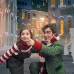 """El Corte Inglés y Sra. Rushmore  renuevan """"La canción de los elfos"""" para Navidad."""