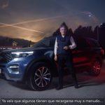PlayStation y TBWA convierten el test drive del nuevo Ford Explorer en una aventura