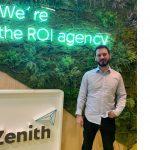 Rubén Mariscal nuevo Media Intelligence & ROI Director en Zenith para L'Oréal