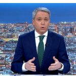 Antena3 Noticias2, lideró el lunes con 3,2 millones de espectadores y 19,4% .