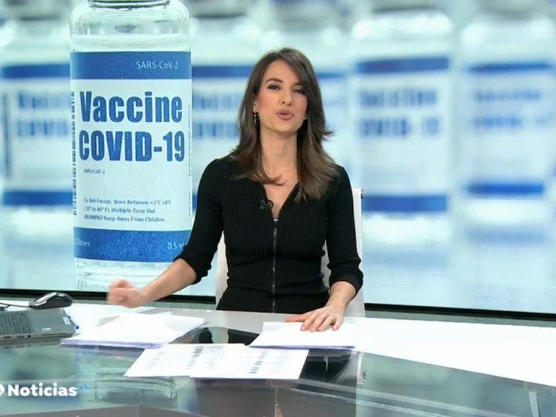 antena3 ,noticias2 ,Esther Vaquero, presentadora ,A3N2, Atresmedia, 28 dic, 2020, programapublicidad