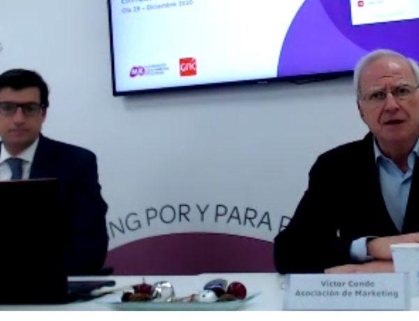 distribucion , inversión , mk, #IEDM, con Víctor Conde, Javier Gómez, GFK , MKT, Programapublicidad