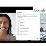 Google anuncia Videollamadas inclusivas con subtítulos en español en Google Meet