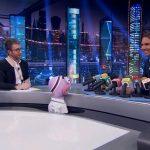 El Hormiguero 3.0 / Rafa Nadal, de Antena 3, lideró el jueves con 3,5 millones de espectadores y 20,3%