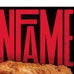 """La Infame: nueva """"hamburguesa"""" de KFC  que se burla de todos los propósitos de 2021 y 'sin pan'"""