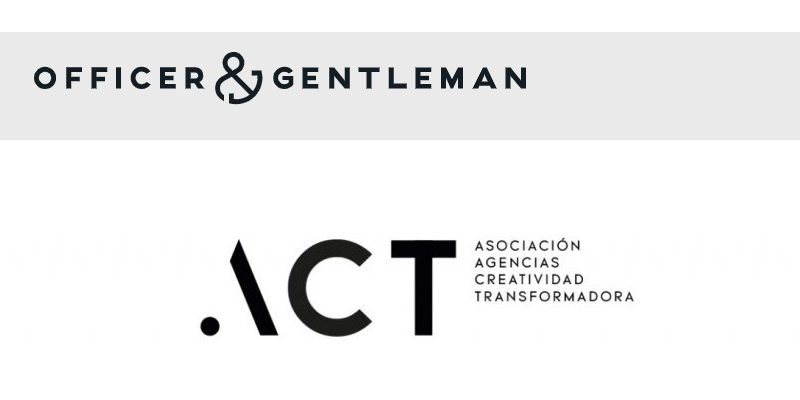officer&Gentlemen, act, tranformadora, creatividad, programapublicidad
