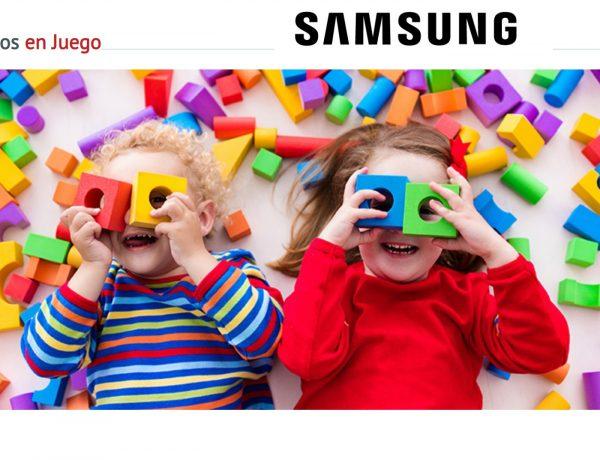 samsung, derechos juego, niños, programapublicidad