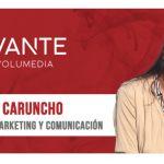 Ana Caruncho, nueva directora de marketing y comunicación de Avante Evolumedia.