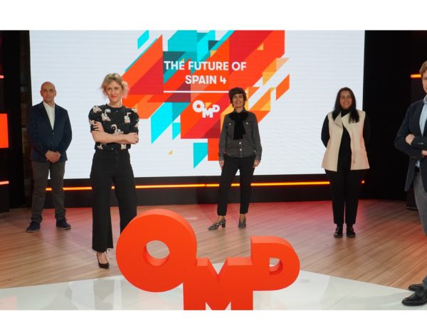 OMD ,The Future of Spain 4,OMG, programapublicidad