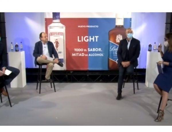 Pernod Ricard España , light, espirituosas,bebidas, Guillaume Girard-Reydet, Director General ,Pernod Ricard Iberia, programapublicidad