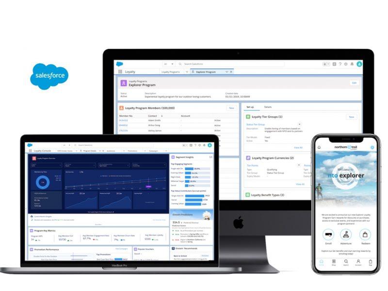 Salesforce ,Loyalty Management ,programapublicidad