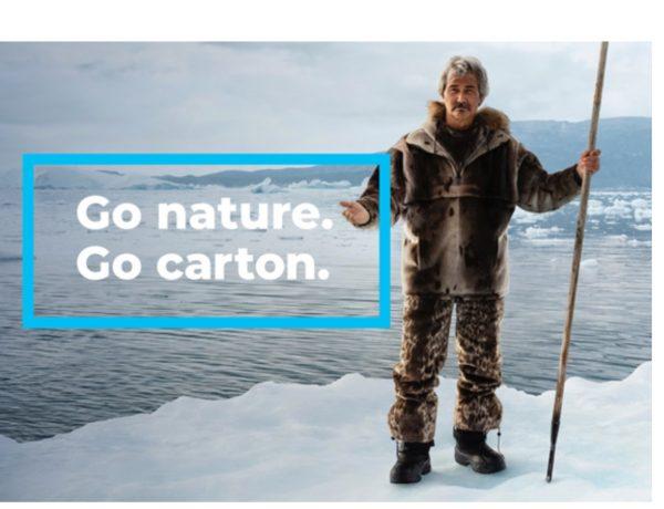 Tetra Pak, Havas Media Group , Go Nature, Go Carton ,campaign , Europe, programapublicidad