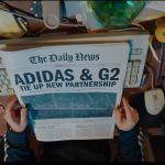 G2 ESPORTS  anuncia un acuerdo con Adidas  .