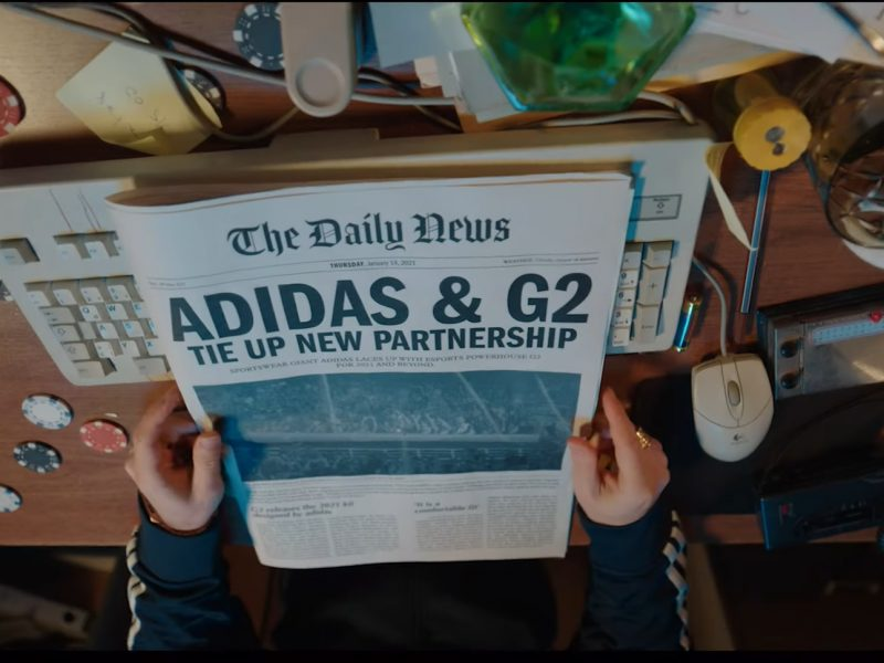 adidas, g2, partnership, programapublicidad