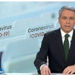 Antena3 Noticias2 lideró el lunes con más de 3,9 millones de espectadores y 22,1%.