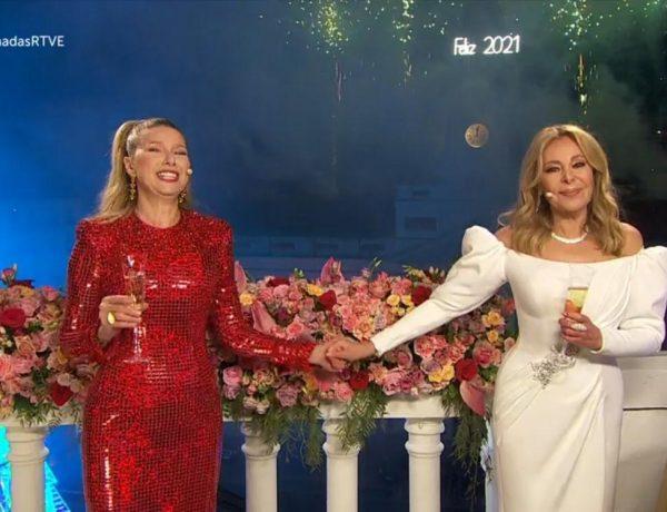 campanadas RTVE, 2021, enero, obregon, igartiburu, programapublicidad,
