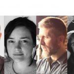 Paco Conde, Xisela López, Rómulo Aguillaume y Uri Segarra en hablar de Creativo a Creativo.