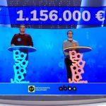 Pasapalabra,Antena 3, lideró el lunes , con más de 3,8 millones de espectadores y 23,4%