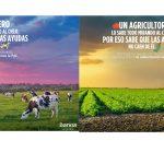 Campaña de CLV para Bankia para ayudas PAC a agricultores.