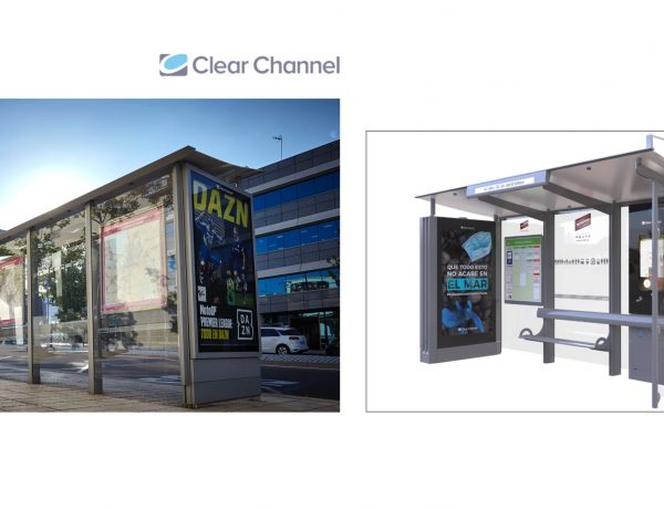 Clear Channel España , mobiliario urbano, madrid, programapublicidad