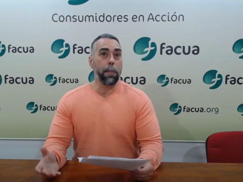 FACUA, Rubén Sánchez, ,facua, Denuncia, Marta López ,tres participantes ,La isla ,tentaciones, publicidad ,dental ,ilícita ,programapublicidad