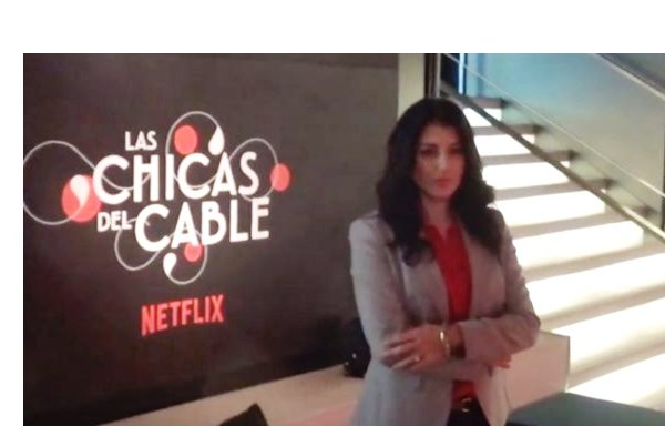 Maria Ferreras ,Global Head ,Business Development ,Netflix, programapublicidad