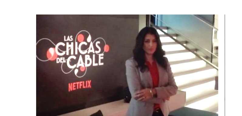 Maria Ferreras ,Global Head ,Business Development ,Netflix, programapublicidad