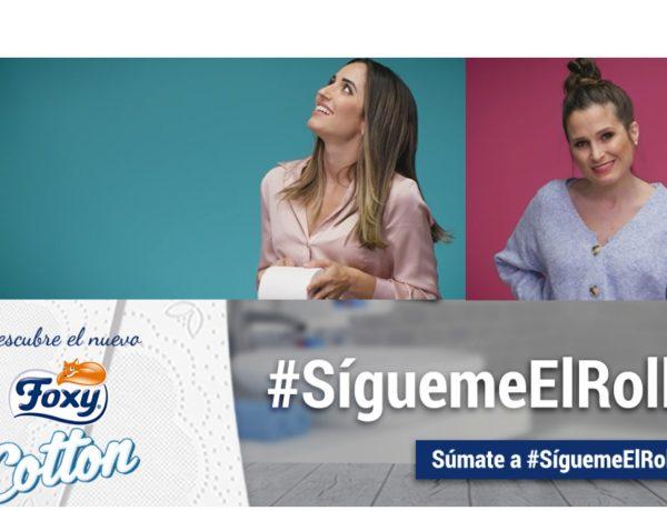 #SíguemeElRollo,Initiative ,crea ,Foxy Cotton ,campaña ,Sígueme ,rollo,programapublicidad