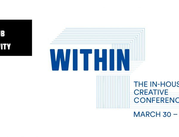 The One Club ,WITHIN, The In-House ,Creative Conference, programapublicidad