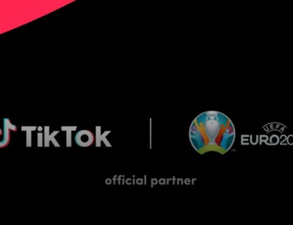 TikTok ,patrocinador oficial ,UEFA EURO 2020 ,programapublicidad